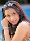 Indian actor Rani Mukherjee