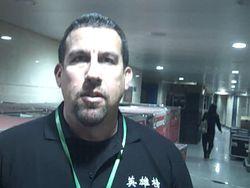 MMA referee Big John McCarthy