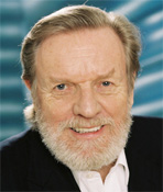 John Naisbitt, futurist and author of Megatrends bestsellers