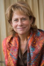 Cynthia Carroll, CEO of Anglo American