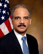 U.S. Attorney Eric Holder