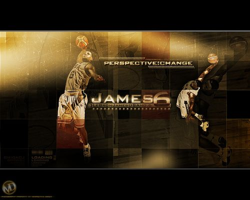 Lebron James by themmg (Maximilian Dimslage)