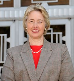 Houston Mayor Annise Parker.  Photo courtesy of Zblume on Wikipedia.