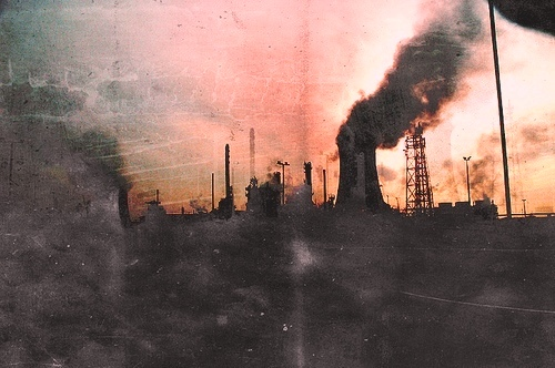 Global Warming by db (Dave Burnham)