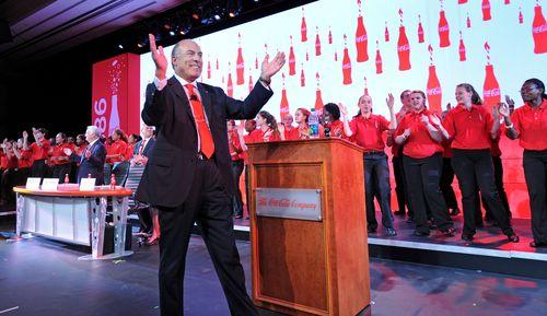 Coca-Cola annual meeting