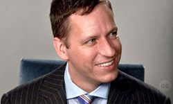 Peter Thiel, courtesy of the Thiel Foundation