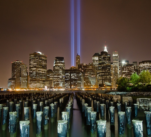 Tribute in Light by Barry Yanowitz