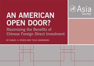An American Open Door report by Rhodium Group