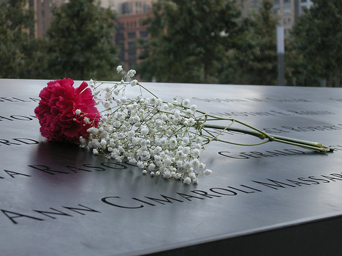 9-11 Memorial by Nellies78