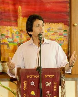 Mitch Albom by Brian Negin