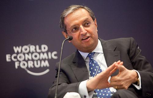 Citi CEO Vikram Pandit