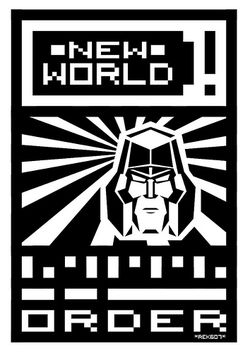 New World Order by REKONE aka REK607 (no real name given)