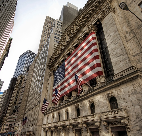Wall Street by Trey Ratcliff
