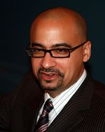Junot Diaz by Christopher Peterson, on Wikimedia Commons